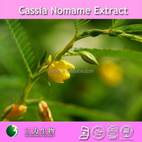 supply high quality 8% 16% flavanols cassia nomame extract