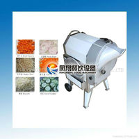 FC-312 industrial potato chipper machine (#304 Stainless Steel) SKYPE:selina84828.....Nice