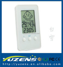 CX-201 Baby Temperature Juice Moisture Meter&Tester Hygrometer Humidity Meter Thermohygrograph Hygrothermograph