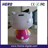 OEM/ODM coin counting piggy bank for kids inflatable decoration Suitable for all coins