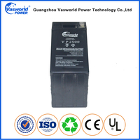2 Volt Deep Cycle Battery Dry Cell 500ah 2v 1200ah Battery