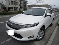 2014 TOYOTA HARRIER DBA-ZSU60W