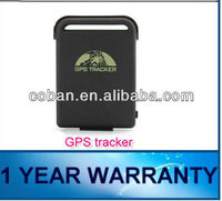 Spy Vehicle Real time tracker GPS/GSM/GPRS Car Auto Tracker TK102 MINI TRACKER