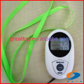 Mini Pocket Digital passometer 3D g sensor pedometer