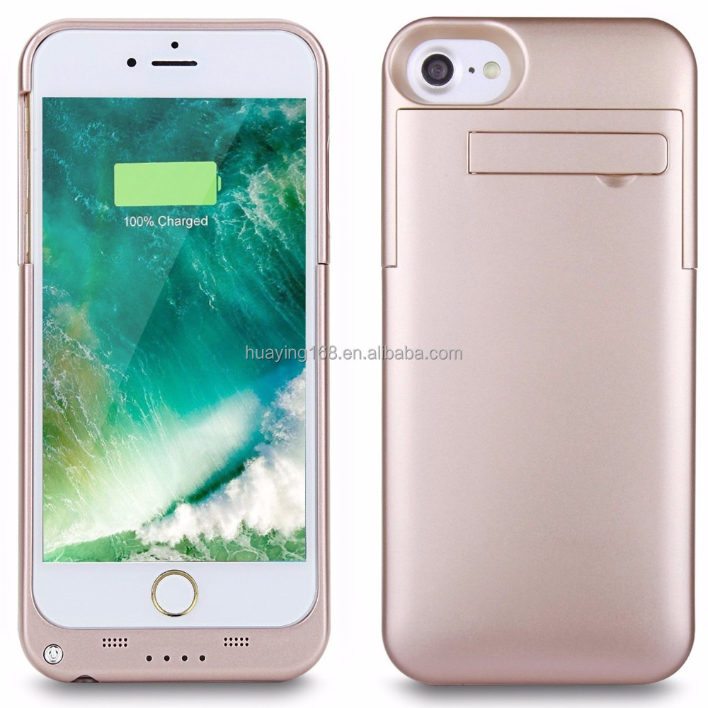 3200mAh Slim External Battery Case for iPhone 7 4.7""