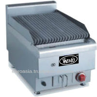 RESTAURANT EQUIPMENT - GAS LAVA ROCK GRILLER 1-BURNER