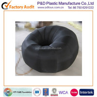 ASTM PVC round air inflatable dubai sofa furniture prices with nylon cover