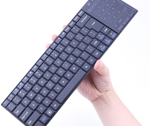 Super thin 3.0 GHZ Mini bluetooth keyboard touch wireless keyboard for ipad