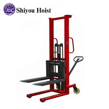 3 ton atv dual wheel manual/gasoline forklift reach stacker price