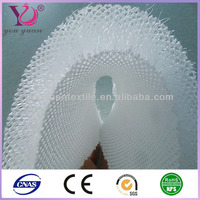 High Quality 3D Spacer Mesh Fabric Football Pattern snadwich fabric for shoes and bag