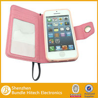 wallet flip phone covers and cases for iphone 5c