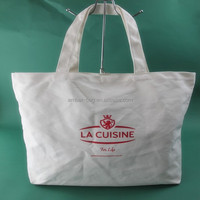 100% heavy duty cotton canvas tote bag for promotion (91001)