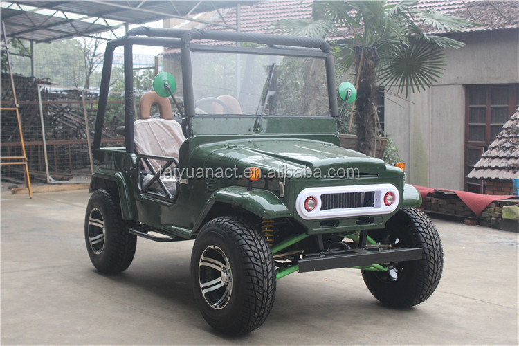 2017 New Adults mini gas jeep ATV 300cc with Auto Gears