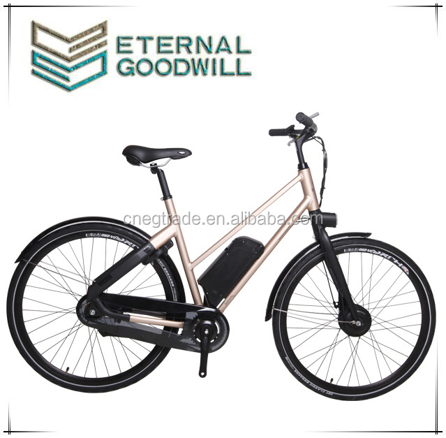 popular electric bicycle all aluminum bike for woman electric 28 inch bicycle