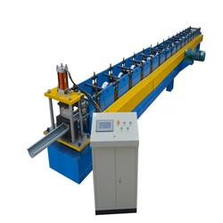 Excellent in Cushion Effects,downspout pvc rain gutter making pipe profile forming machine for sale used