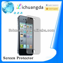 For iphone4 screen protector,cell phone screen protector for iphone 4