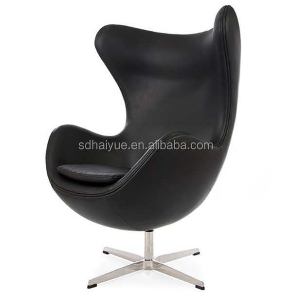 Modern Commercial Hotel Furniture , Egg shape chair cheap egg chair for sale, Arne Jacobsen Egg Chair