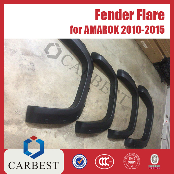 High Quality ABS Fender Flares for AMAROK 2010-2015