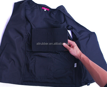 Wholesale Waterproof Clothing Custom Fishing Battery Heated Vest