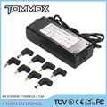 120W Laptop Notebook Power Supplies Universal with 8 DC connectors