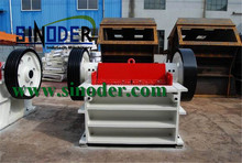 Supply magnetite crusher machine for industrial and mineral rock stone crushing and washing project -- Sinoder Brand