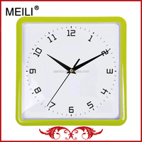 Customized Promotional Square Wall Clock