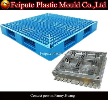 FPT PALLET-23 export high quality plastic pallet mould