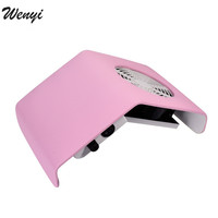Nail Drill Vacuum Dust Collector Manicure Set Machine UV Gel Nail Polish Cleaner Tools kit For Nail Art Dust Cleaner