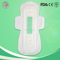 Anti leakage thick sanitary pad for heavy flow menstruation