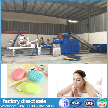 Toilet soap production equipment Toilet soap production line Laundry soap production line