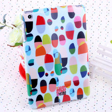 China manufacturer new style IMD shell hard cover for mini Ipad tablet cover