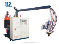 Polyurethane Trowel Making PU injection molding Machine