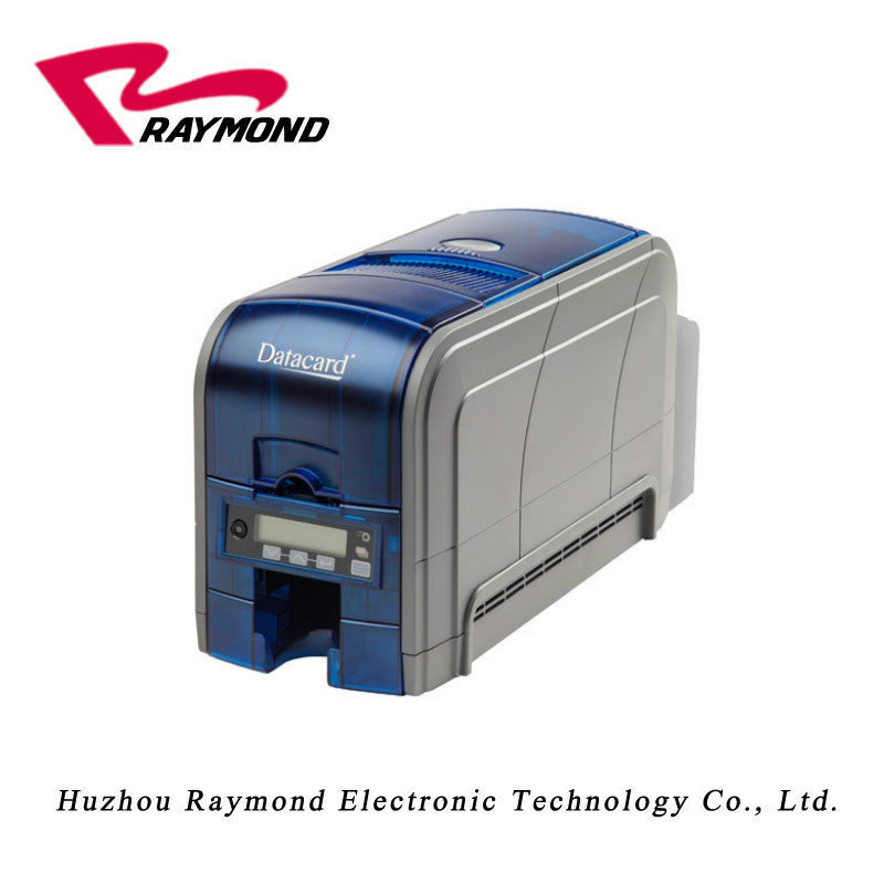 Datacard SD160 Rewritable Plastic PVC ID Card Printer,edge-to-edge printing