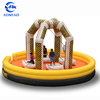 inflatable sport game inflatable golf dart hippo chow down inflatables skee ball wrecking ball