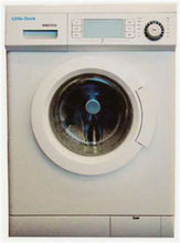 6.0KG front loading washing machine with drying faction