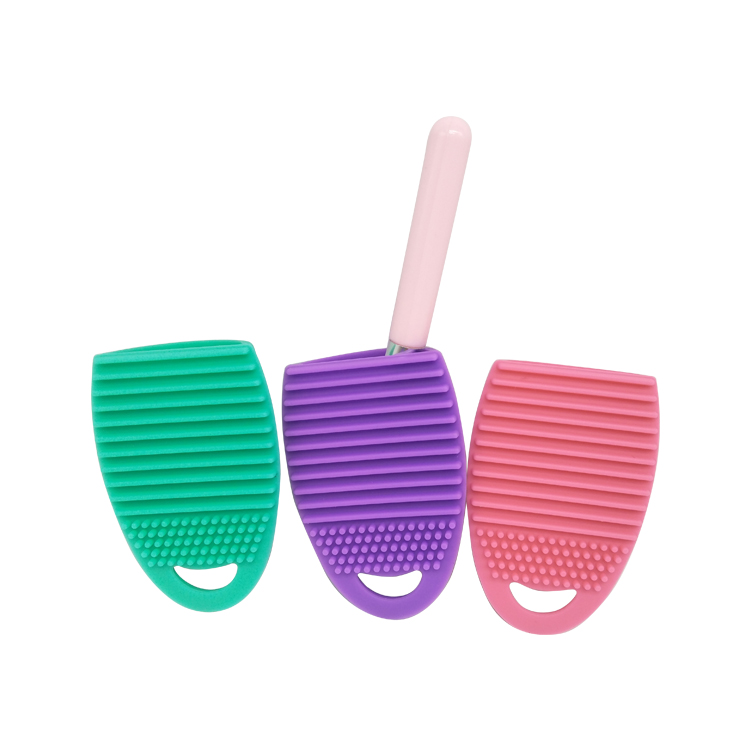 Nieuwe Private Label Groothandel Silicone Make Brush Cleaner