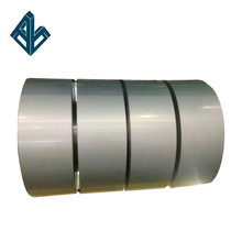 Galvanized steel coil for sheet metal roofing