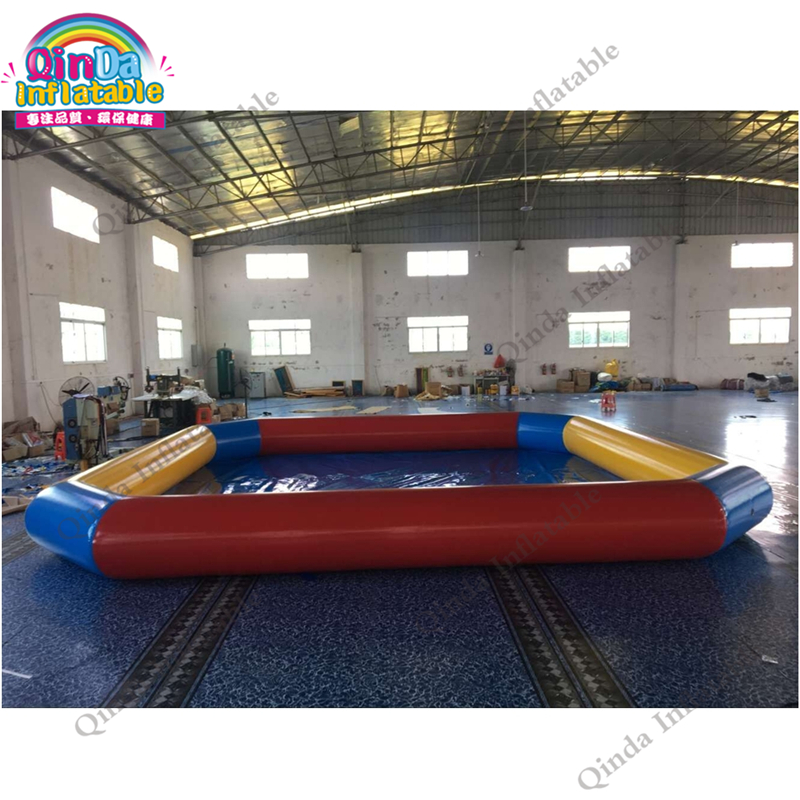 above ground inflatable swimming pool11