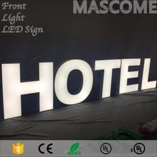 DIY with LED toyota logo sign