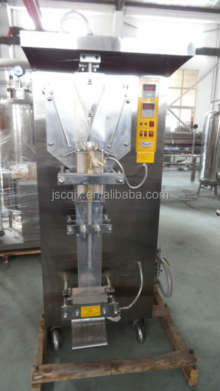 Koyo Sachet liquid/pure water making machine
