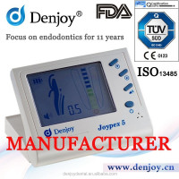 Joypex5 foldable dental unit best denjoy dental Joypex 5 apex locator, TUV Germany CE0123