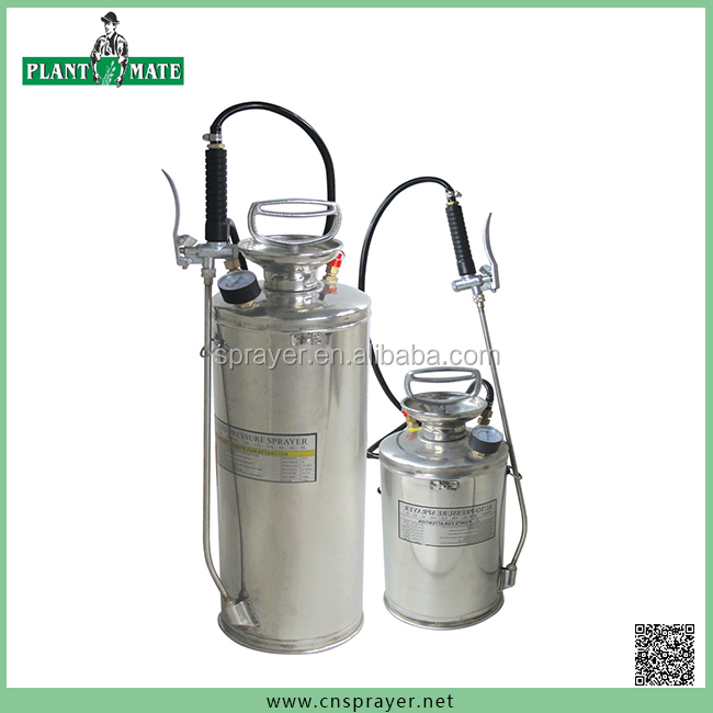 8L Hand stainless steel air pressure sprayer (TF-08-06A)