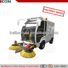 Automatic Vacuum Sweeper Truck , Cleaning machine for street, road, warehouse, car companies and floor