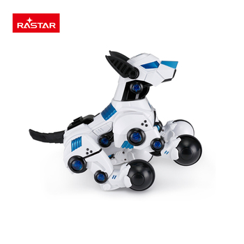 Rastar toy factory Remote Control electronic robot dog for sale