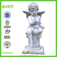 Oudoor Decorative Angel Garden Resin Beauty Angel