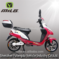 2016 new model finger sexy 450W Cheap Electric Bike /scooter/motorcycle for adult