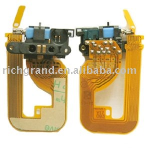 High quality mobile phone flex cable for nokia 8910