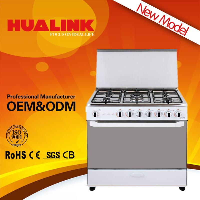 H-90BW01 small pizza oven gas toaster ovens
