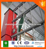 High quality powder coating double wire fence/Ornamental double loop wire fence