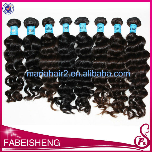 New Arrival Perfect Top Grade 1b Color 5a virgin brazilian loos curl